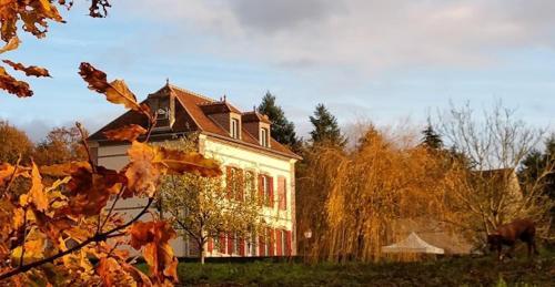 Tuilerie de Talouan Maison de maître 4 étoiles écologique et tout confort