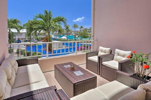 Tropical St. Thomas Resort Getaway w/ Pool Access!, East End
