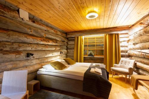 Log house Kuukkeli Teerenpesä - Saariselkä