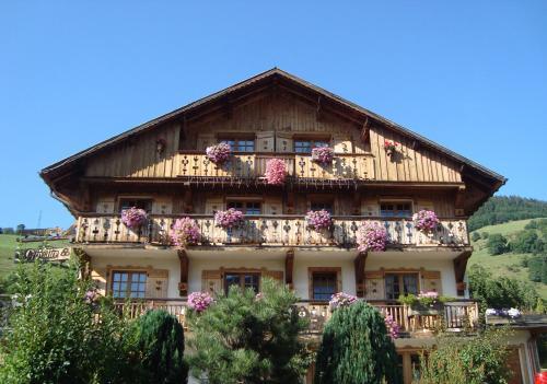 Les Chalets de La Griyotire - Hotel - Praz sur Arly