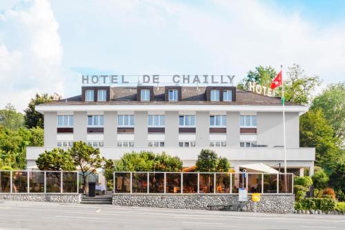 . Hôtel de Chailly