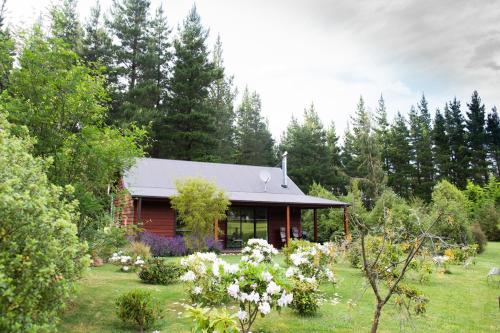 Woodbank Park Cottages - Chalet - Hanmer Springs