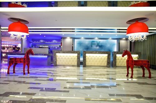 . FX Hotel Tainan