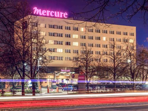 Hotel-overnachting met je hond in Hotel Mercure Toruń Centrum - Toruń