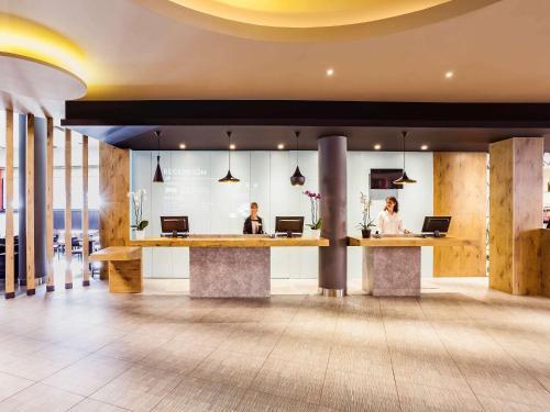 Ibis Madrid Aeropuerto Barajas - Hotel - Madrid
