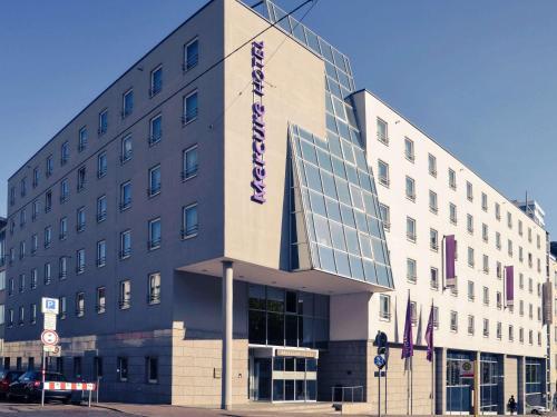 Mercure Stuttgart City Center - Hotel - Stuttgart