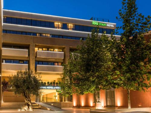 Ibis Styles Heraklion Central, 71202 Iraklio
