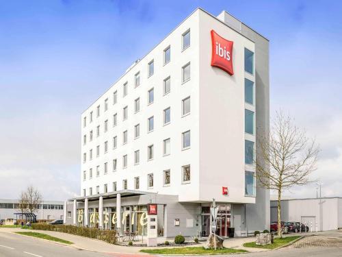 ibis Hotel Friedrichshafen Airport Messe - Friedrichshafen