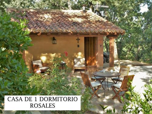 Casa con 1 dormitorio El Escondite De Pedro Malillo 1
