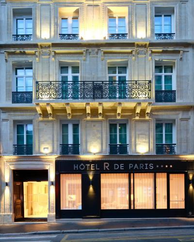 Hôtel R de Paris - Boutique Hotel - Hôtel - Paris