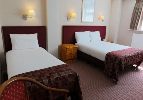 . King Charles Hotel
