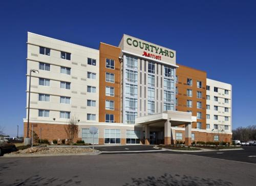 Courtyard by Marriott Knoxville West/Bearden - Hotel - Knoxville
