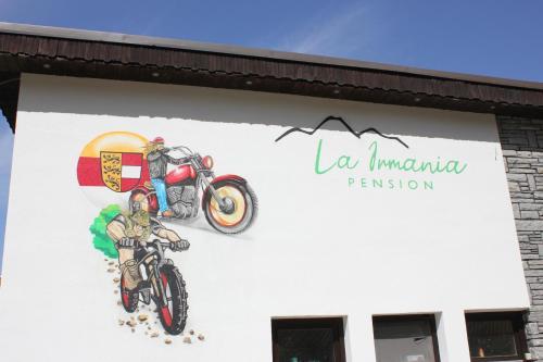 La Irmania Pension, Pension in Ledenitzen bei Pritschitz