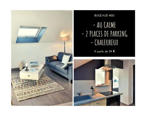 . BUGEAUD #20 - Appartement chaleureux - 4 personnes