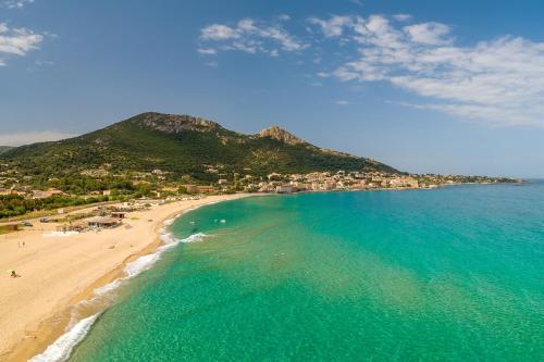 Studio tout équipé de 27m2, à 100m de la mer, et 500m des commerces - Location saisonnière - Algajola