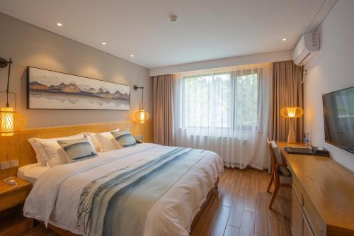 Wawu Mountain Resort Hotel, Meishan