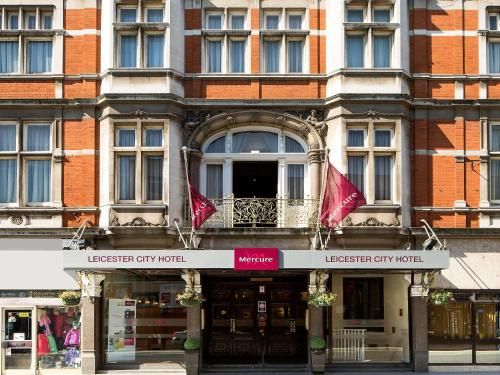 . Mercure Leicester The Grand Hotel