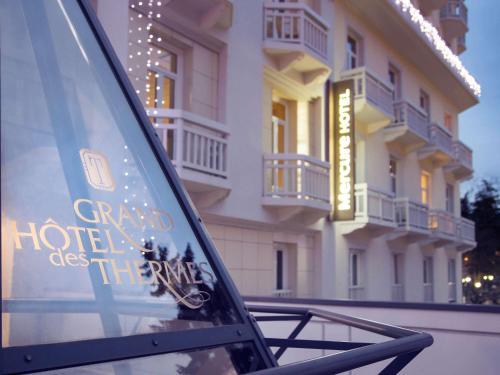 Mercure Brides Les Bains Grand Hôtel des Thermes Brides les Bains