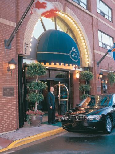 The Prince George Hotel - Halifax, NS B3J 3N9