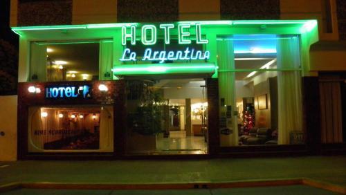 Фото отеля Hotel La Argentina