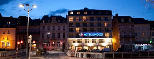 __{offers.Best_flights}__ Hôtel Limouzi Tulle Centre (ex-Inter-Hotel)