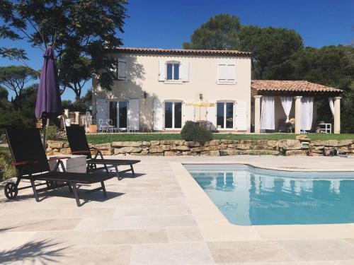 Villa de la Motte - Location, gîte - La Motte
