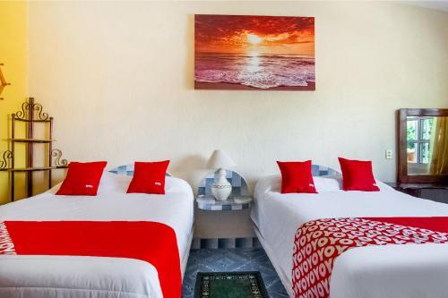 . OYO Hotel Posada Esmeralda