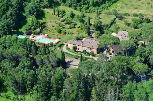 . Il Lebbio country home