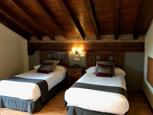 Doppel-/Zweibettzimmer mit Zugang zum Spa Hotel Spa San Marcos 12