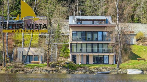 . Apartmány Bella Vista Lipno