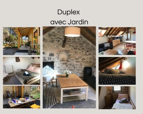 Appartement Duplex avec Jardin Attenant - Apartment - Briançon