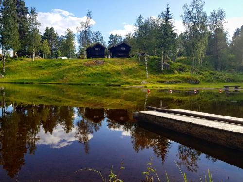 Hotel-overnachting met je hond in Groven Camping & Hyttegrend - Åmot