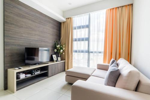 CE9 Family Suites Near Bukit Bintang *Sanitized*, Kuala Lumpur