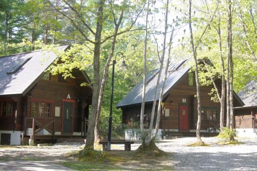 Hakuba Brownie Cottages
