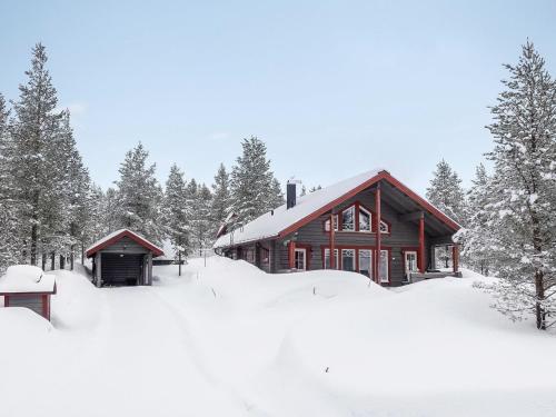 Holiday Home Kerkänperä - Luosto