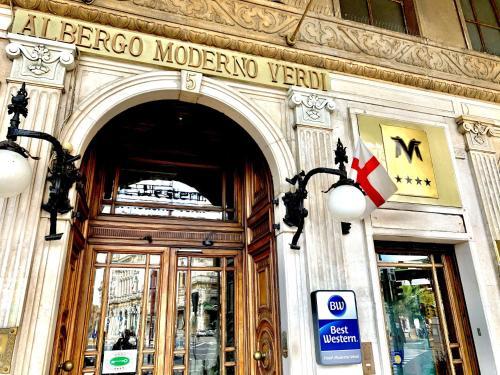 Best Western Hotel Moderno Verdi - Genoa