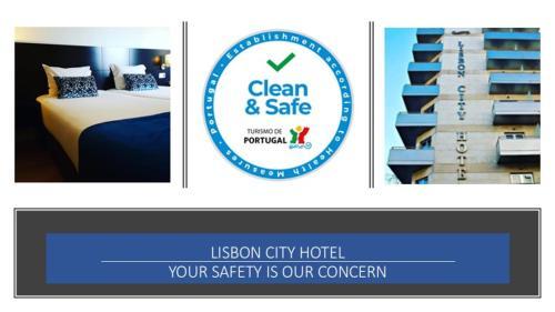Lisbon City Hotel - Photo 2 of 51