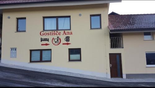 Hotel and Restaurant Ana