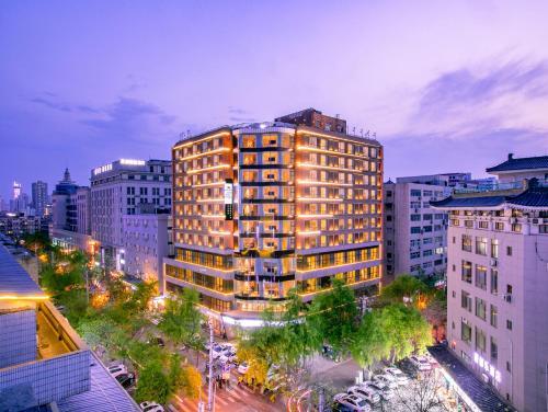 . Jinmao Hotel Xi'an Downtown ( Bell & Drum Tower)