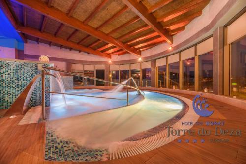 . Hotel Spa Norat Torre Do Deza 4* Superior