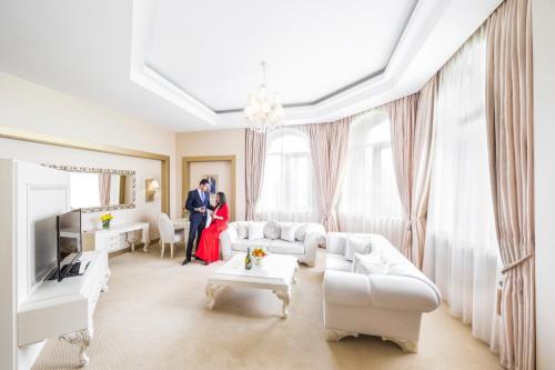 Qafqaz Karvansaray Hotel In Gabala Room Deals Photos Reviews