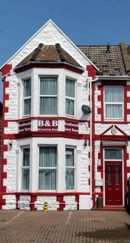 Kenilworth Guest House, Weston Super Mare