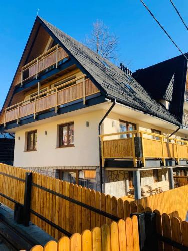 Willa Wysoka - Accommodation - Zakopane
