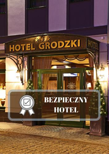 . Hotel Grodzki Business & Spa