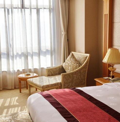 Riverview Hotel on the Bund Специальное предложение - Двухместный номер Делюкс с 1 кроватью
