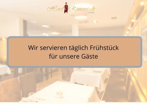 . Hotel Römerstadt