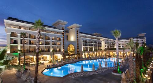 Boğazkent Alva Donna Exclusive Hotel & Spa yol tarifi