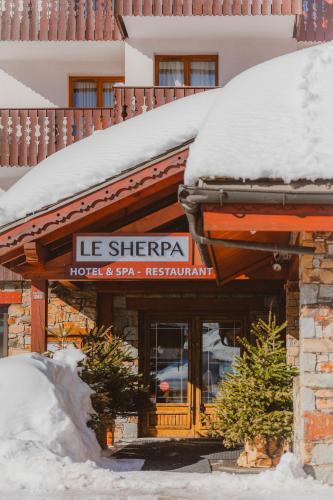 Le Sherpa Val Thorens Hôtel Chalet - Hotel - Val Thorens