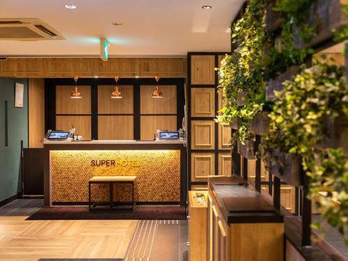 . Super Hotel Gotenba - 1