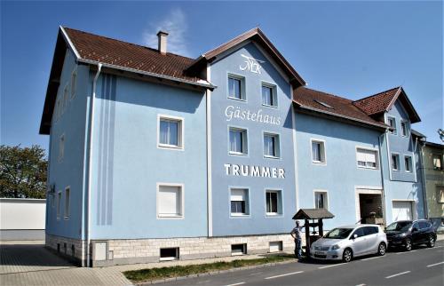 Hotel-overnachting met je hond in Gasthof & Gästehaus Trummer - Horitschon